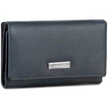 Gino Rossi dámská peněženka AFV202 000 KG00 5700 X Tmavomodrá