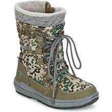 Kangaroos Zimní boty Dětské LORE Zelená b58423ae87