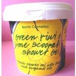 Bomb Cosmetics sprchový gel kiwi a limeta 340 ml