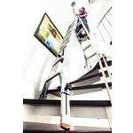 Žebřík krause TeleVario 4 x 4 příčky