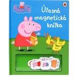 Peppa Pig / Prasátko Peppa - Úžasná magnetická knížka