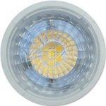 V-Tac LED bodovka GU10 7W teplá bílá