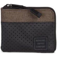 HERSCHEL Supply Johnny RFID Canteen Crosshatch/Black
