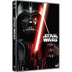 STAR WARS 4 - 6 KOLEKCE - 3 DVD