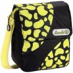 Lurchi by Salamander taška přes rameno malá černá žlutá