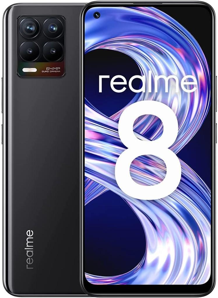 realme 8 4GB/64GB na Heureka.cz