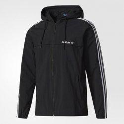 Adidas Originals bunda 3 Stripes BR6984 černá
