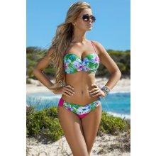 Ewlon Ibiza zelená-růžová
