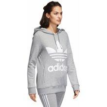 d73fa37423 Adidas Originals Trefoil Hoodie šedá