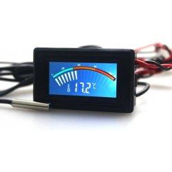 Neven E0032 Vestavný digitální LED teploměr NTC gauge