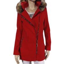 dámská zimní flísová bunda