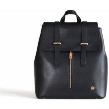 Bright Batoh kabelka dámská 2v1 kožený černý 0d2179fd4f2