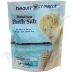 Blue Line BM koupelová sůl levandule 250 g