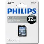 Philips SDHC 32GB class 4 FM32SD35B