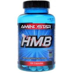 Výsledek obrázku pro Aminostar HMB 100 tablet