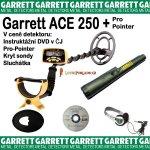 Garrett ACE 250 - ProPointer set