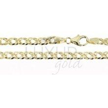 Náramek ze žlutého zlata LUXUR GOLD 3040065