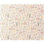 Maileg Dárkový balící papír First Date 10 m, multi barva, papír