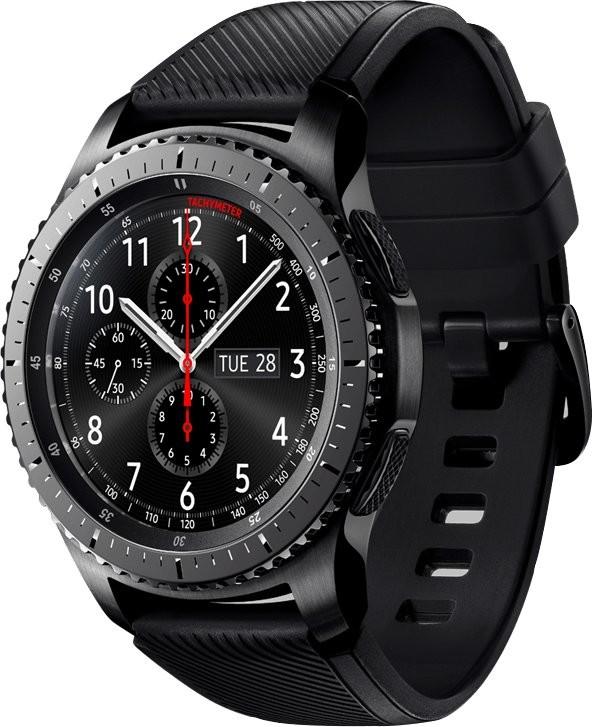 1e7aaef394e Samsung Gear S3 Frontier R760 – nejlepší chytré hodinky na trhu
