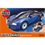 AIRFIX Quick Build auto J6008 Buggatti Veyron