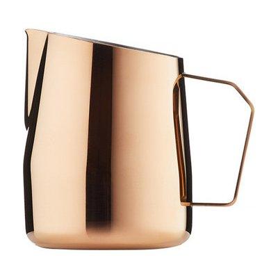 Barista & Co In dial konvička na mléko růžová zlatá 420 ml
