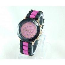 Dámské hodinky Geneva - Heureka.cz 4f22118b2d3