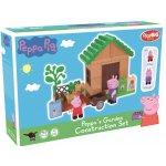 PlayBIG BLOXX Peppa Pig na zahradě