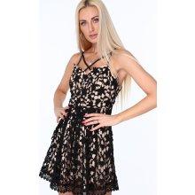 7605c094be1 Krajkové šaty černá - Heureka.cz