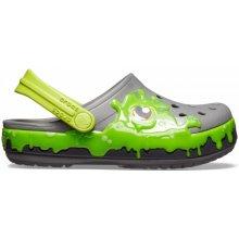 255b8eca344 Crocs Fun Lab Slime Band Clog Kids - Slate Grey