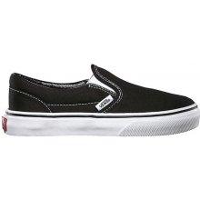 Vans CLASSIC SLIP-ON black black white 47d925d38c1