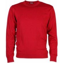 Pánský svetr Willsoor v bordó barvě