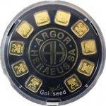 Heraeus SA Švýcarsko Goldseed Investiční zlaté slitky 10 x 1g