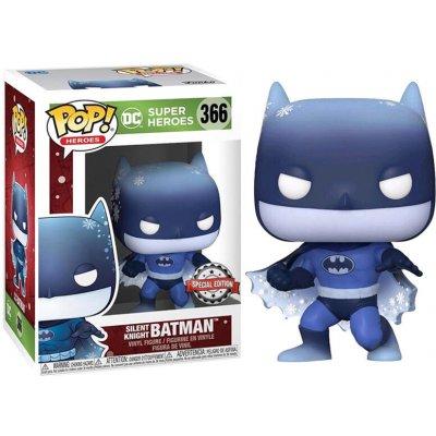 Funko POP DC Super Heroes Batman Silent Knight #366 Special Edition