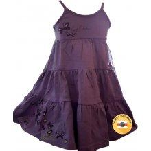 LOAP Ravela dívčí šaty fialové