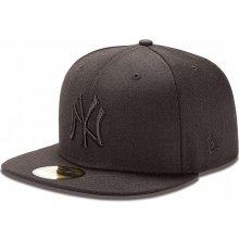 NEW ERA MLB BLKONBLK NEYY 0048 BLACK BLACK čepice