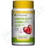 Bio Pharma KoenzymQ10 30 mg Vit.E 20 mg Selen 25 mcg 120 tbl.