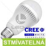 LEDme LED žárovka CREE 10W E27 denní bílá Stmívatelná