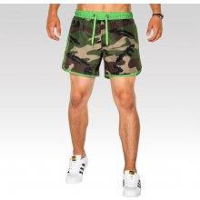 Pánské plavky šortky Bunch zelené
