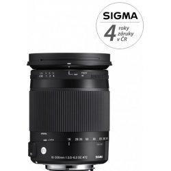 Sigma 18-300mm f/3,5-6,3 DC Macro HSM C Canon