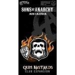 GaleForce Nine Sons of Anarchy: Men of Mayhem Grim Bastards
