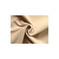 f231285f5f8 flauš 9258 pískový - 60%Polyester 34%Viskoza 6%Kašmír metráž ...