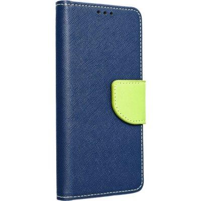 Pouzdro Fancy Book - Huawei P9 Lite 2017 modré