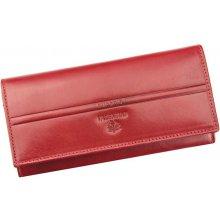 Emporio Valentini Dámská peněženka červená