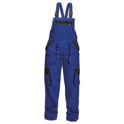 b06fa52d8c1 Pracovní oděv ČERVA MAX LADY KALHOTY S LACLEM modrá černá