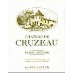 de Cruzeau de Cruzeau AOC Pessac Leognan červené 2014 0,7 l