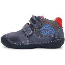 D.D.Step D.D. step chlapecká obuv 015-130 modrá