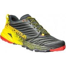 Pánská běžecká La Sportiva Akasha Black/Yellow