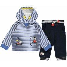 Crafted Two Piece Jogging set Baby dětské OTH blue Stripe