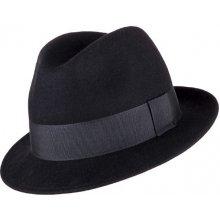 Pánský černý klobouk 85032 09e18a8788