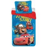 Jerry Fabrics Povlečení Cars 2016 micro 140x200 70x90
